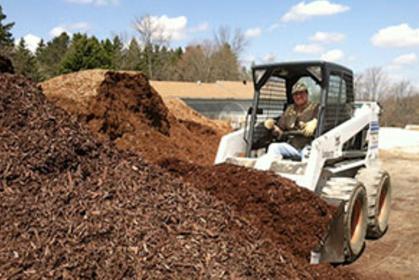 lifting mulch